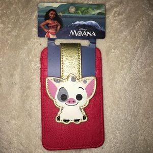 Loungefly Disney Moana card case/wallet